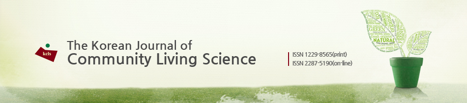 The Korean Society Of Community Living Science
